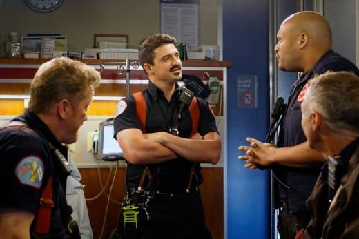 Support  - Chicago Med Season 4 Episode 2