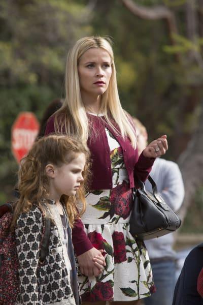 Madeline and Chloe - Big Little Lies Season 1 Episode 1