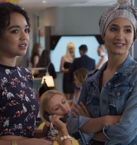 Kat and Adena-Season 1 Episode 1 - The Bold Type