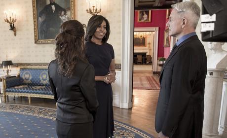 Michelle Obama - NCIS