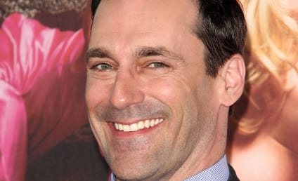 Jon Hamm Signs New Mad Men Contract