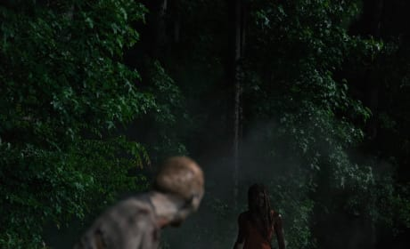 Coming For Dinner? - The Walking Dead Season 9 Episode 4