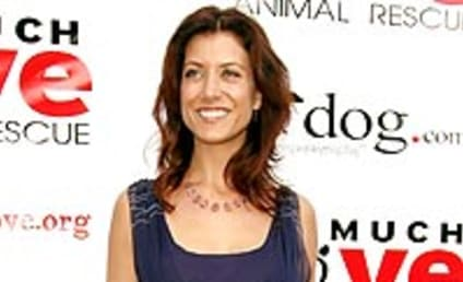 Kate Walsh: Pretty in Purple