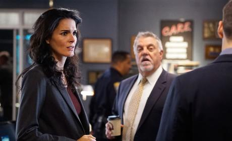Asked To Quantico - Rizzoli & Isles