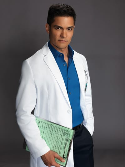 Dr. Neil Melendez - The Good Doctor