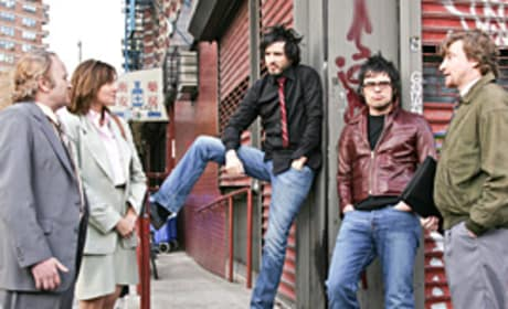 Conchords Look Cool
