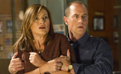Law & Order: SVU Photo Teases Elliot Stabler's Return