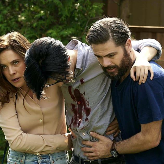 Josh's Good Day - Mary Kills People Season 2 Episode 4