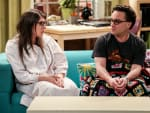 Leonard's Donation - The Big Bang Theory