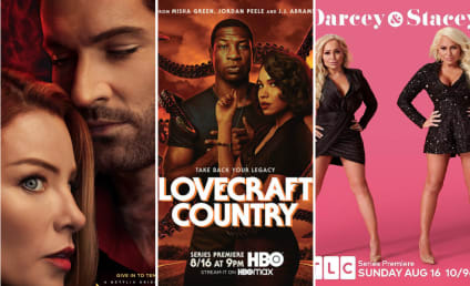 What to Watch: Lucifer, Lovecraft Country, Darcey and Stacey