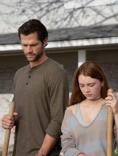 Father Daughter Time - Walker Season 1 Episode 2
