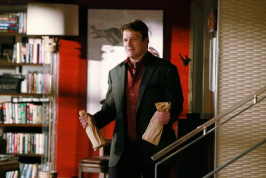 Brown Paper Bags - Castle Season 8 Episode 5
