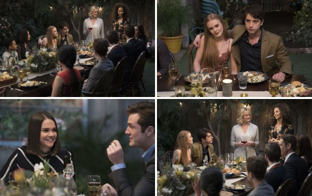 A toast to the happy couple the fosters s5e20