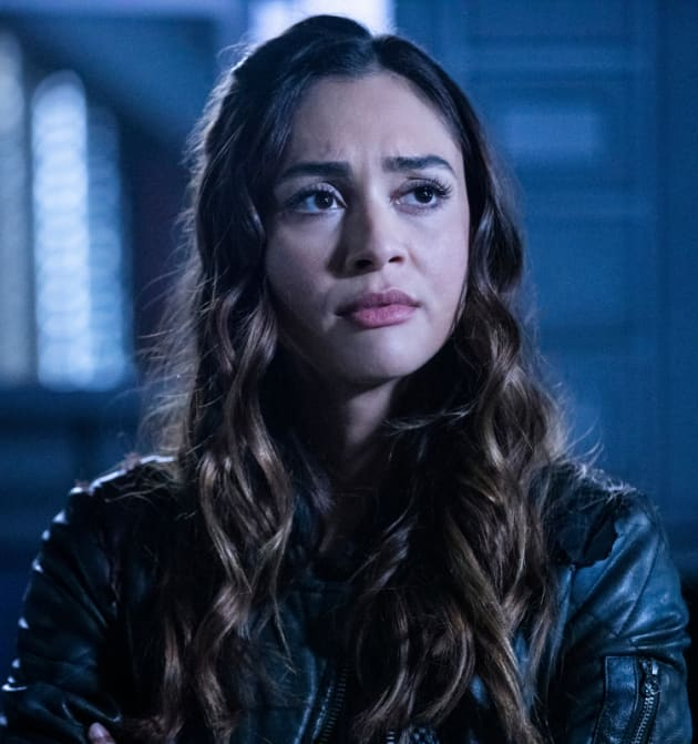 Raven in Space  - The 100 Season 6 Episode 9