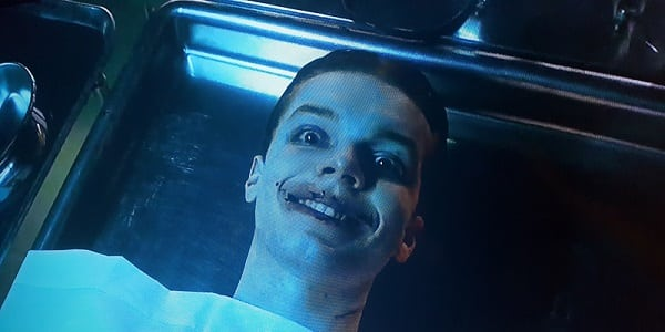 Jerome's Death - Gotham