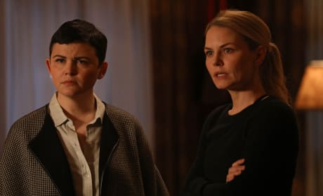 Mother Daughter Tag Team - Once Upon a Time Season 6 Episode 16