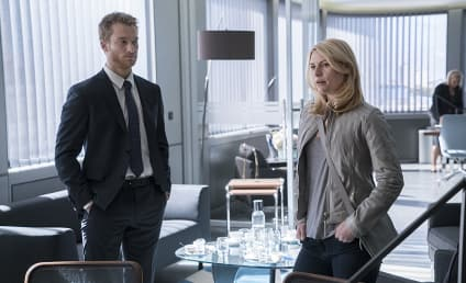 Homeland Season 5 Episode 1 Review: Separation Anxiety