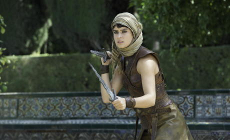 Rosabell Laurenti Sellers as Tyene Sand - Game of Thrones