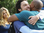J.D. and Turk Say Goodbye