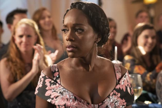 Concerned Michaela - How To Get Away With Murder Season 5 Episode 3