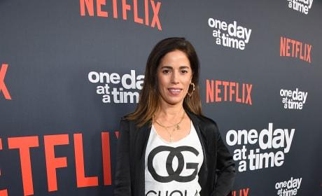 Anna Ortiz Attends Premiere