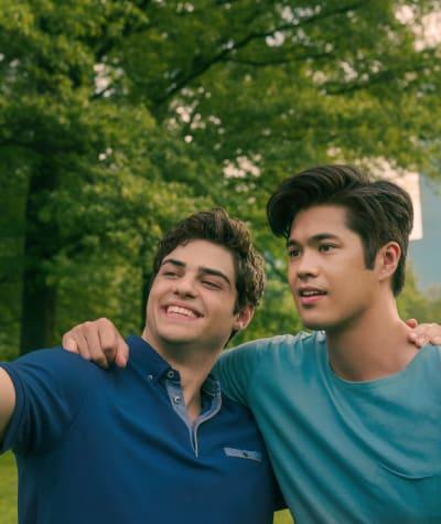 Two Teen Drama Stars