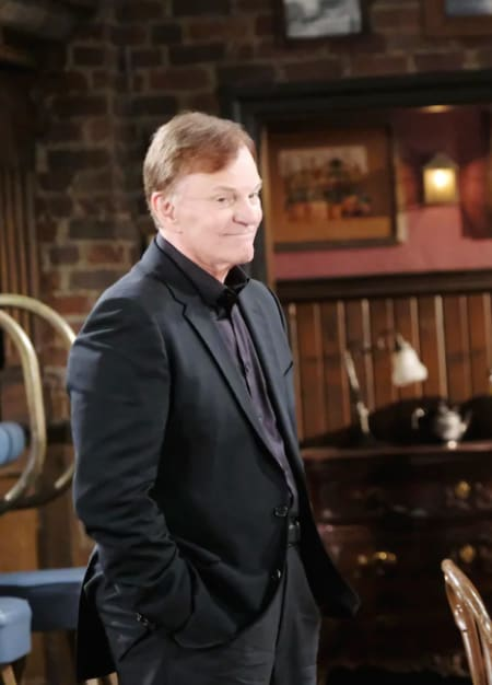 Roman Must Decide - Days of Our Lives