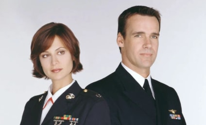 JAG Reunion: Catherine Bell to Join David James Elliott on NCIS: Los Angeles!