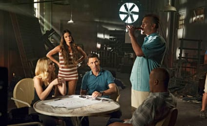 Burn Notice Review: Going All In