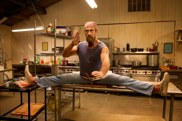 Chris Meloni in Wet Hot American Summer: First Day of Camp