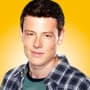 Cory Monteith Close Up