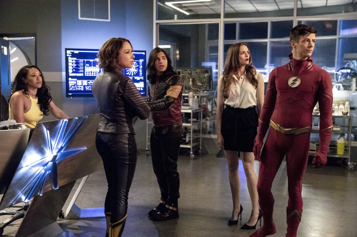 bd47832894f The Flash Season 5 Episode 2 Review  Blocked - TV Fanatic
