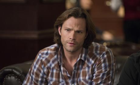 Sam's got a question - Supernatural Season 12 Episode 16