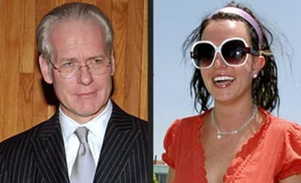 Tim Gunn Would Turn Away Britney Spears