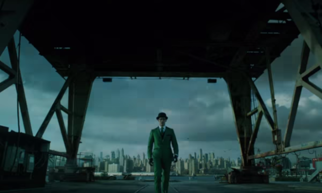 The Riddler Emerges