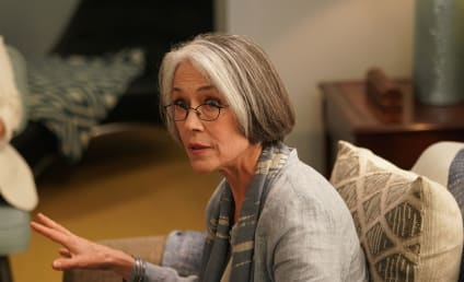 BH90210 First Look: Carol Potter (aka Mama Walsh) Returns to Save the Reboot!