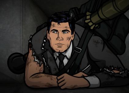 Watch Archer Season 4 Episode 3 Online