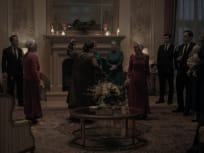 A Stunning Confrontation - The Handmaid's Tale