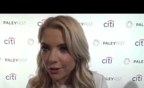 Ashley Benson and Janel Parrish Interview