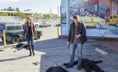 Surveying the Damage - NCIS: Los Angeles Season 8 Episode 17