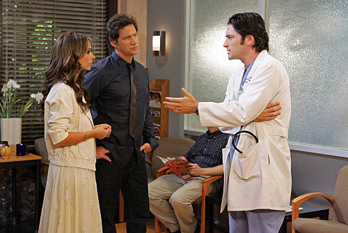 Melinda, Eli and Jim