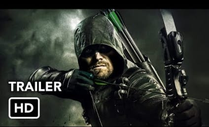 Arrow Comic-Con Trailer: A Love Letter to Stephen Amell & Oliver Queen