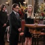 Leonard and Penny Attend a Funeral