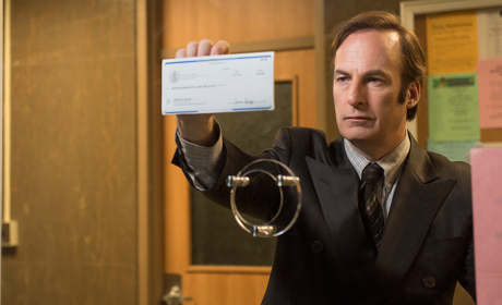 What grade would you give the Better Call Saul premiere?