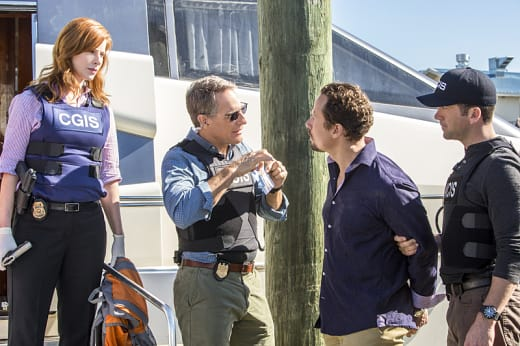 Double Homicide - NCIS: New Orleans