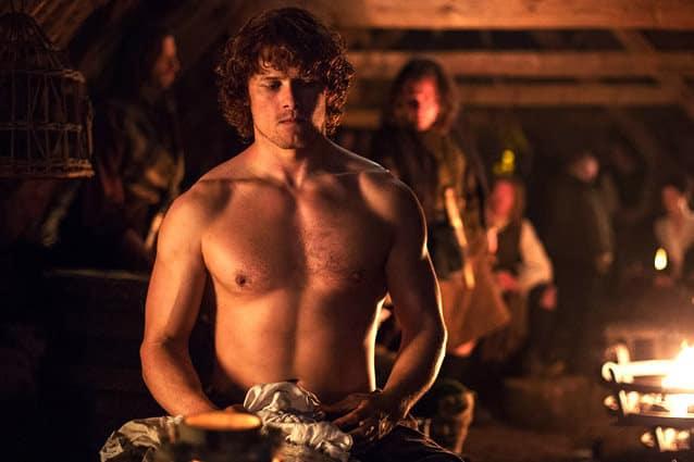 Jamie Fraser - Outlander