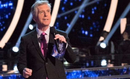 Did Tom Bergeron Just Tease Dancing With the Stars Return?