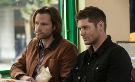 Always Time For Pie -- Supernatural Season 13 Episode 8