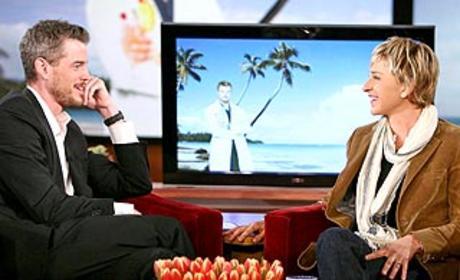 Eric Dane on Ellen