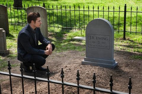 Mourning J.R.